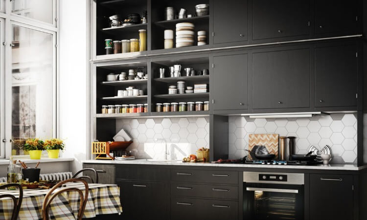How To Cover Kitchen Cabinets Without Painting – Five Great And Easy Ideas To Try