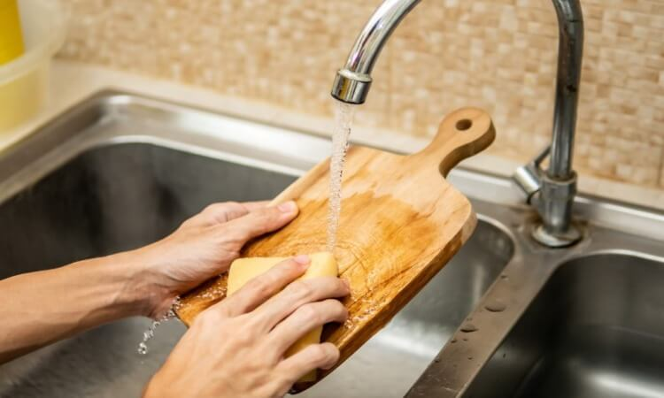 How To Disinfect Wood Cutting Board For Spotless Cooking