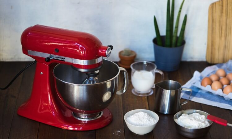 How To Get Bowl Out Of KitchenAid Mixer
