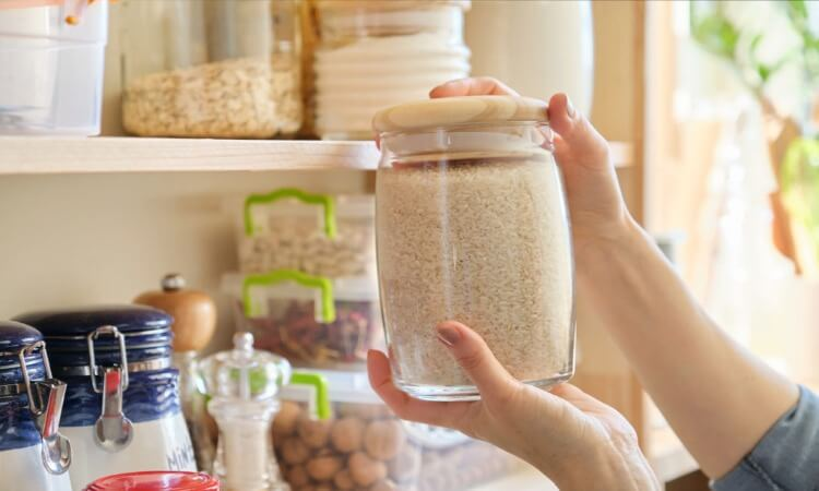 How To Prepare Food For Long Term Storage