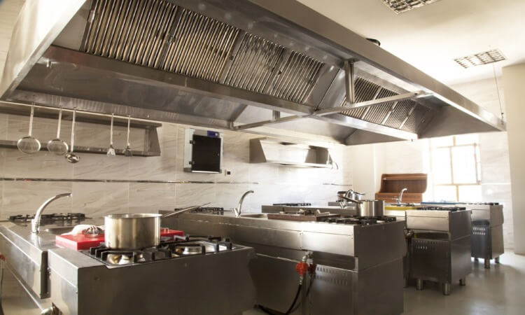 How To Set Up Commercial Kitchen