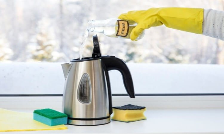 How To Clean Electric Tea Kettle
