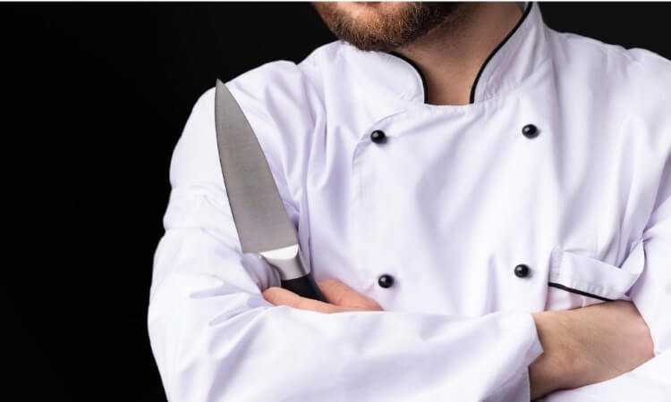 How To Hold A Chef's Knife Properly: Expert Tips