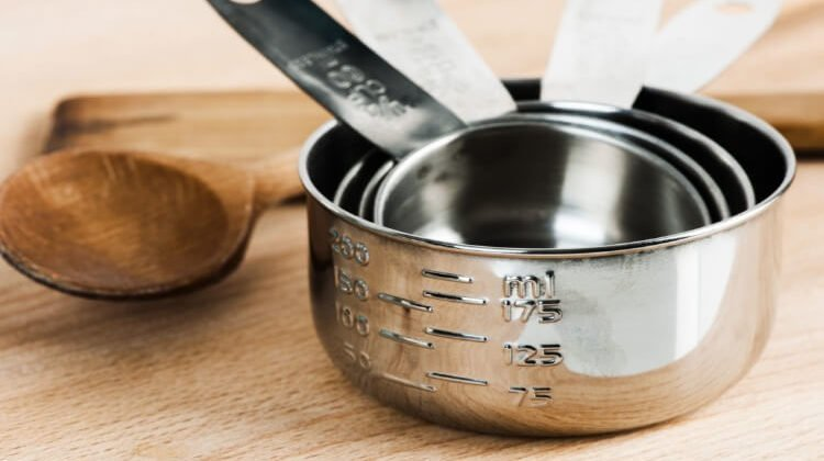 How To Organize Measuring Cups And Spoons