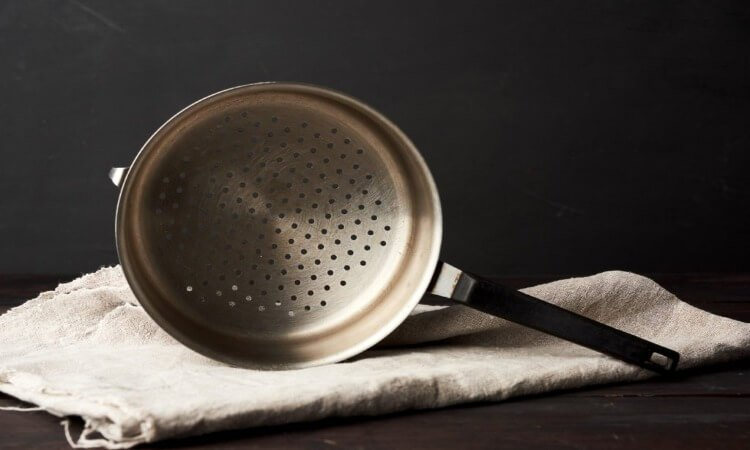 How To Use A Colander Other Than Draining Water