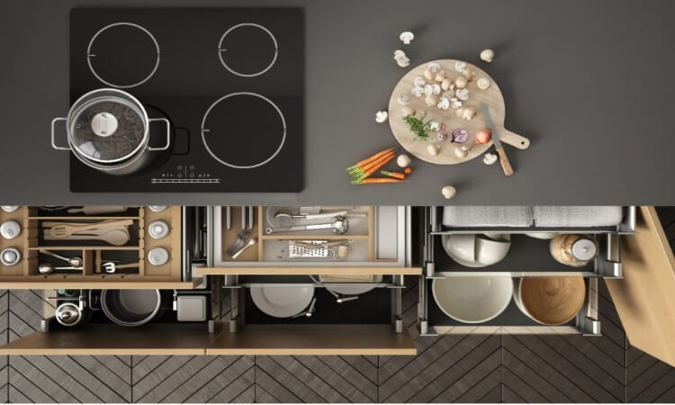 The 7 Best Pan Organizers For Kitchen