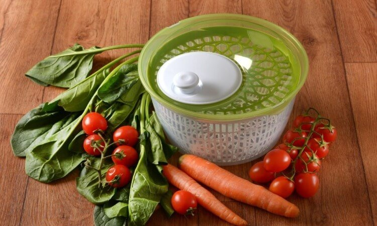 The 7 Best Rated Salad Spinners