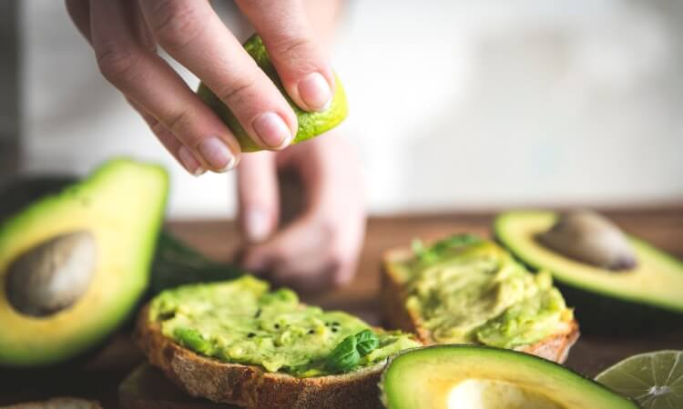 The Benefits Of Avocados In A Vegan Diet