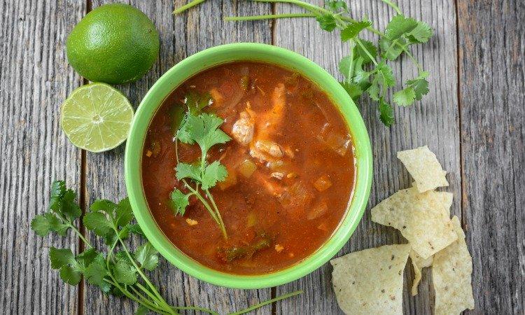 cranberyyislandkitchen Easy Tortilla Soup Recipe A Quick How To